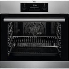 AEG BEB331010M multifunc. inbouw oven (Nieuw)