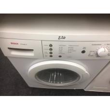 Bosch Maxx 6 1200 toeren wasmachine